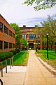 Morris Hall University of Wisconsin-La Crosse east doors.jpg