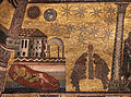Mosaici del battistero di firenze, storie di giuseppe, 1250-1330 ca., 01, sogni di giuseppe, ambito di coppo.JPG