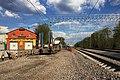Moscow, Belokamennaya railway station (31256084816).jpg
