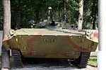 Moscow Suvorov Military School armored vehicles and tanks collection Part2 32.jpg
