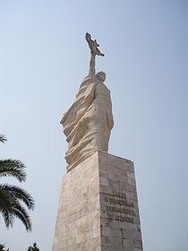 Mother Albania Tirana 2.JPG