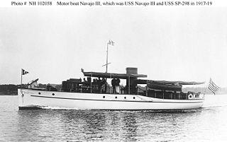 USS <i>Navajo III</i> (SP-298)