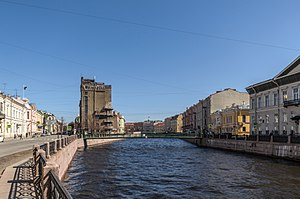 Moyka River Embankment 4.jpg, автор: Florstein