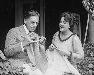 Lucille McVey - Mr. and Mrs. Sidney Drew