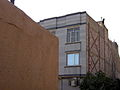 Mud house and Moden apartment - Door - Window - 17 Shahrivar st - Nishapur 3.JPG