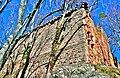Muraille sud du château du Landsberg.jpg