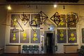 Museo leonardiano di vinci, sala dei poligoni 02.JPG