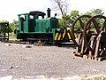 MuseodelaMineria LocomotoraTransporte Puertollano.jpg