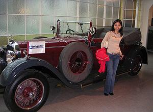 Technisches Museum Wien - Image: Museum visitor vienna