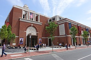 Museum of the American Revolution - Image: Museum of the American Revolution Joy of Museums 3