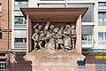 Nürnberg, Kreuzweg Burg - St Johannisfriedhof, Burgschmietstraße 42 20170821 002.jpg