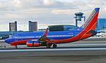 N707SA Southwest Airlines 1998 Boeing 737-7H4 (cn 27841-1) (5289274531).jpg