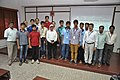 NCSM Dignitaries with Participants - Valedictory Session - Orientation cum Selection Camp for XXI International Astronomy Olympiad - NCSM - Kolkata 2016-05-17 3899.JPG