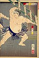 NDL-DC 1301639 01-Tsukioka Yoshitoshi-新撰東錦絵 神明相撲闘争之図-明治19-crd.jpg