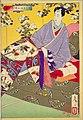 NDL-DC 1312661 01-Tsukioka Yoshitoshi-おさめ遊女を学ぶ図-明治19-crd.jpg