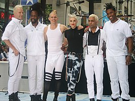 No Doubt in 2009.