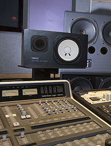 Yamaha Ns  Studio Monitor Speakers