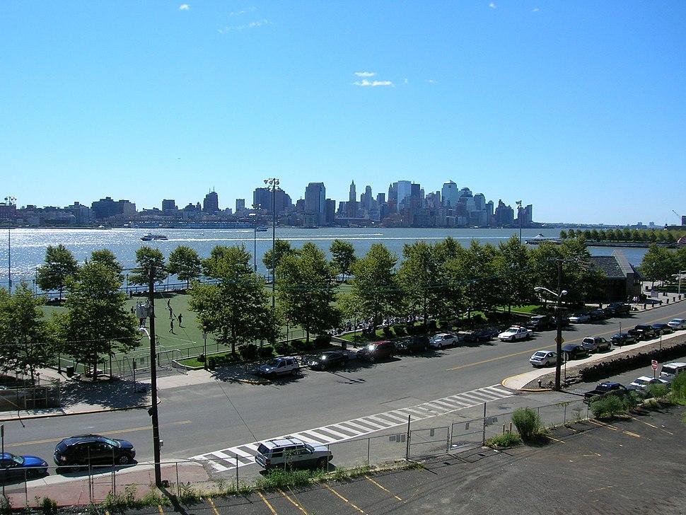 NYC from Babbio Center