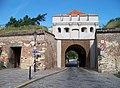 Na Pankráci, Táborská brána (01).jpg
