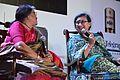 Nabaneeta Dev Sen and Antara Dev Sen - Kolkata 2013-02-03 4303.JPG