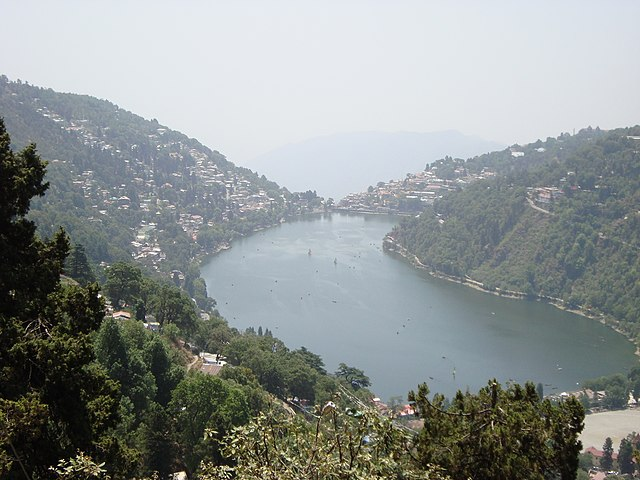 Naini Lake With Boating