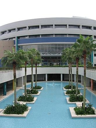 Nanyang Polytechnic - Campus Centre