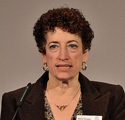 Naomi Oreskes 2nd European TA conference in Berlin 2015 (cropped to shoulders).JPG