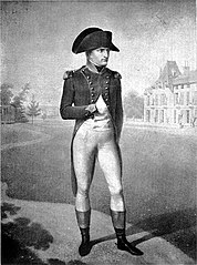 Bonaparte at Malmaison