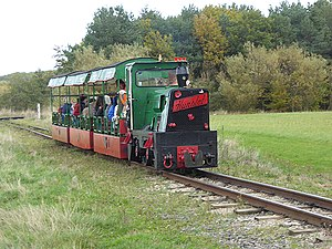 Woodhorn (Museum) - Woodhorn Narrow Gauge Railway