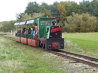 Woodhorn (Museum) - Woodhorn Narrow Gauge Railway