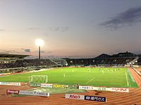 Naruto athletic stadium130825-2.JPG
