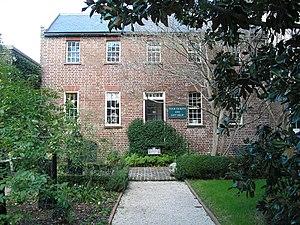 Nathaniel Russell House - Nathaniel Russell House Slave Quarters