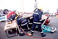 National Crash rescue Comeptition hosted by Devon Fire Brigade 11 August 2001 Plymouth Hoe (11).jpg