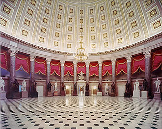 National Statuary Hall Collection - Part of the National Statuary Hall Collection.