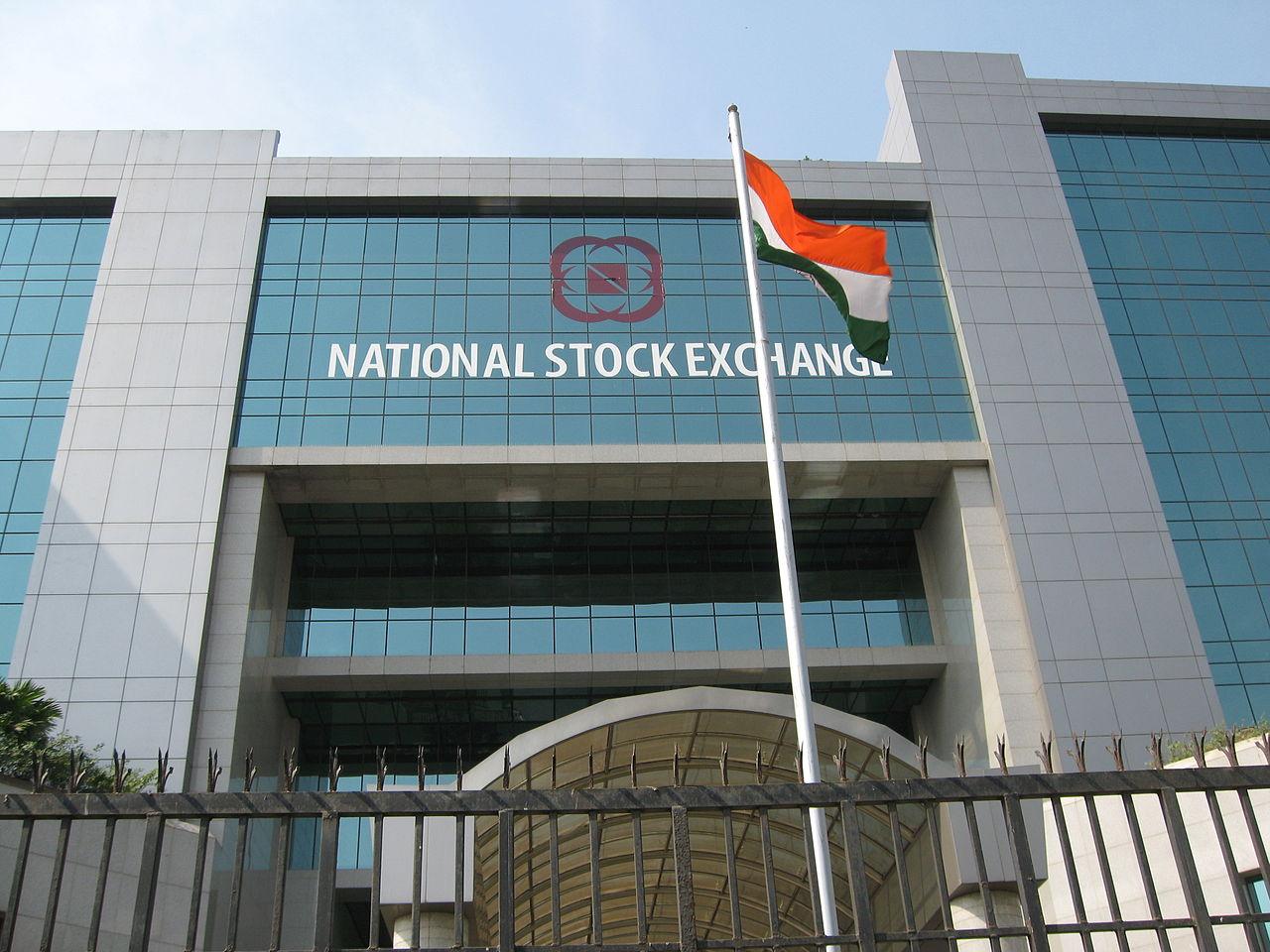 Chart For Indian Stock Market: National Stock exchange Mumbai.JPG - Wikimedia Commons,Chart
