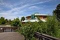 Nationalpark Donau-Auen Lobau Nationalparkhaus Mai 2016 02.jpg