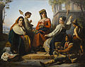 Navez, Francois-Joseph — Die Spinnerinnen von Fondi — 1845.JPG