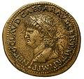 Neron sesterce Lyon avers Gallica 69409.jpg