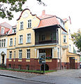 Neuruppin Heinrich-Heine-Straße 7 Wohnhaus mit Einfriedung 1.JPG