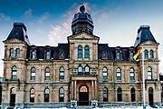 New Brunswick Legislative Assembly January 2011