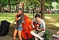 New York City - 26 July 2008 Jazz in Washington Square (2706029329).jpg