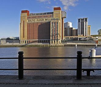 Baltic Centre for Contemporary Art - Baltic Centre for Contemporary Art