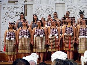 New Zealanders in the United Kingdom - Christmas celebrations at London's Ngati Ranana