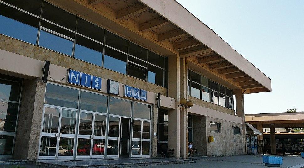 Niš railway station 2