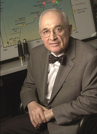 Nick Holonyak - Inventor of the visible-spectrum (red) LED