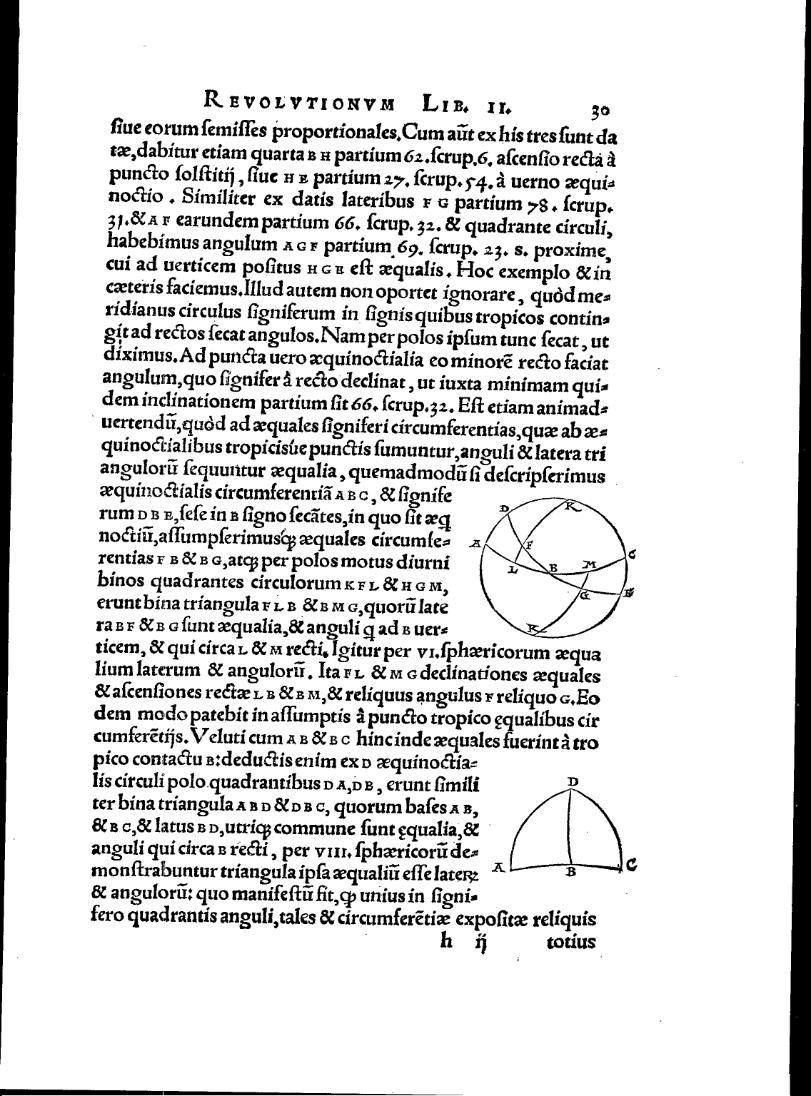 De revolutionibus orbium coelestium/06 - Wikisource