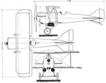 Nieuport-Delage NiD-29V 3-view L'Aerophile October,1922.png