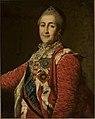 Nieznany malarz rosyjski - Portrait of Catherine II - M.Ob.1197 - National Museum in Warsaw.jpg