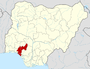Nigeria Ondo State map.png