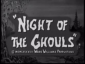 Archivo:Night of the Ghouls (1959).webm